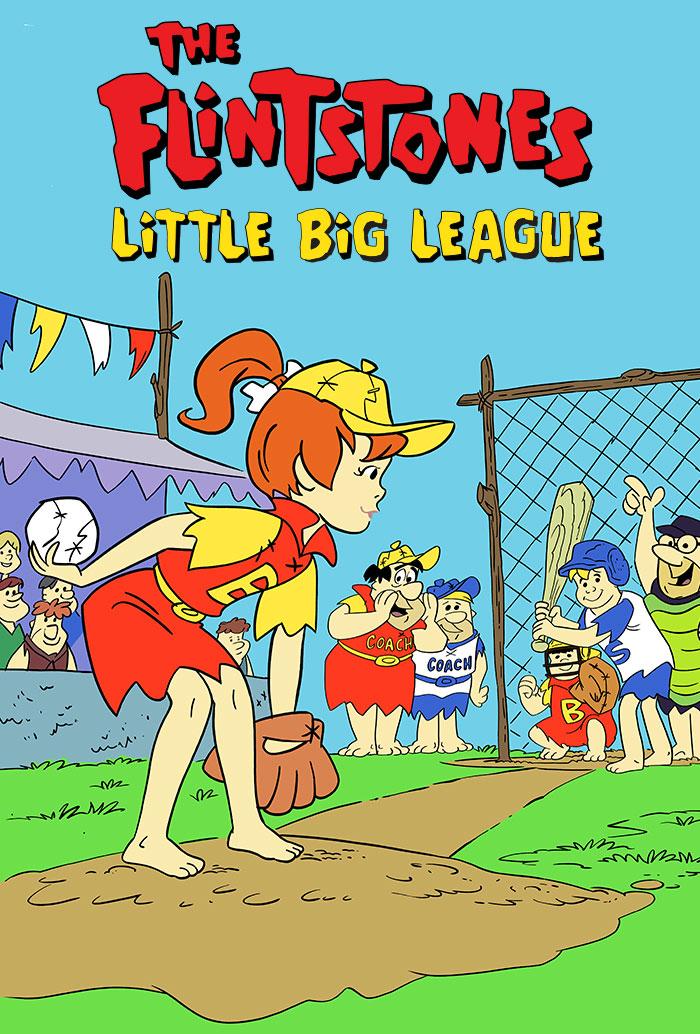 The Flintstones - Little Big League