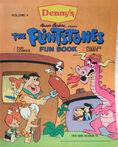 The Flintstones Denny's Fun Book