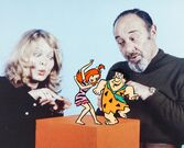 The Pebbles and Bamm-Bamm Show - Publicity Image with Alan Reed and Sally Struthers