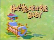 Hollyrock-a-Bye Baby - Bumper 6