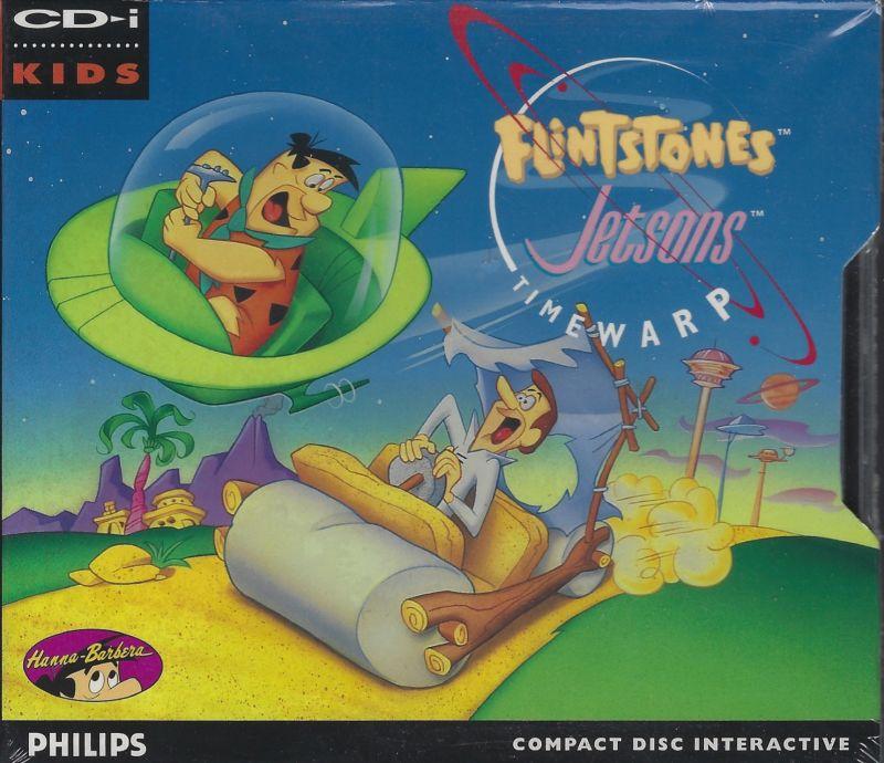 Flintstones/Jetsons Time Warp