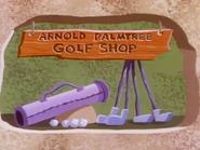 Arnold Palmtree Golf Shop