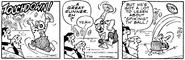 The Flintstones Daily Comic Strip - Dec. 28, 1978
