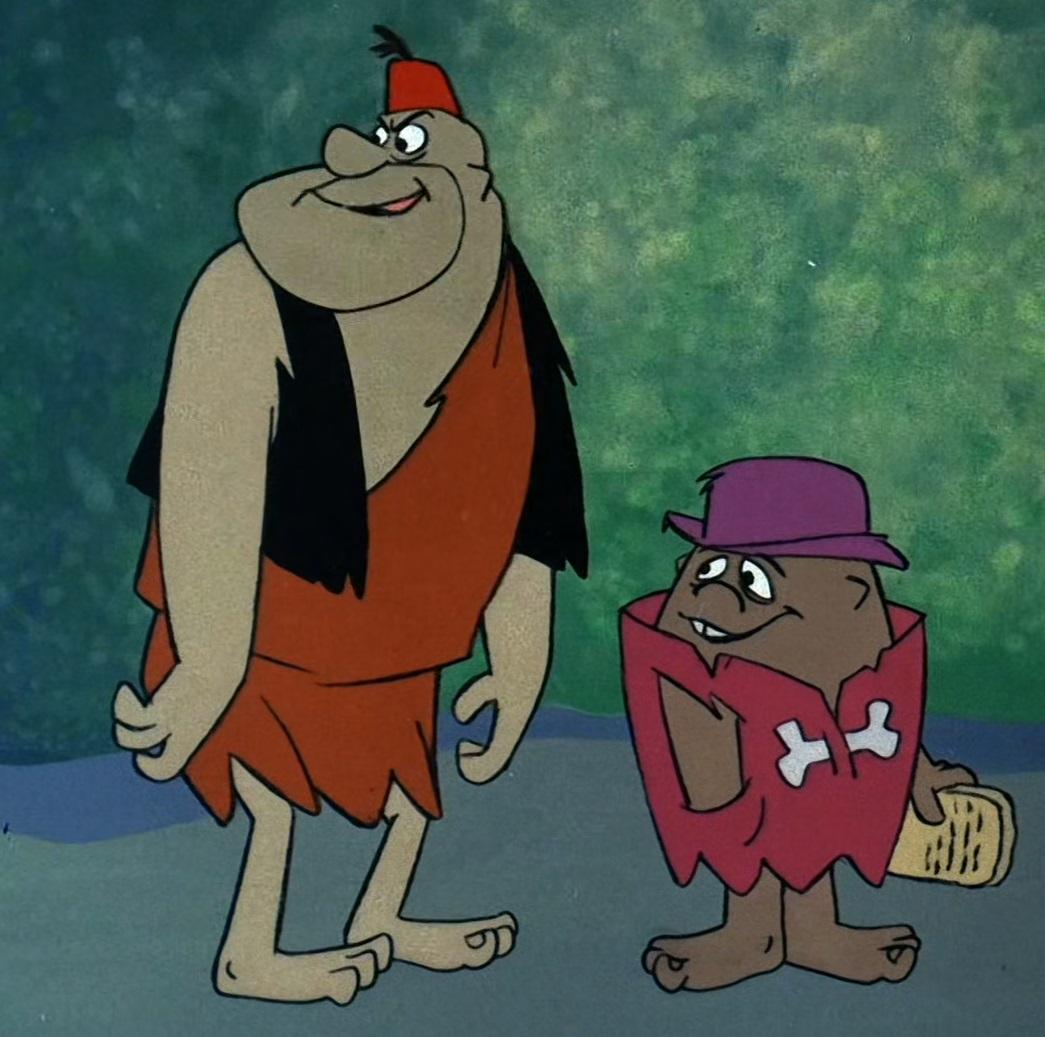 Ali and Bobo