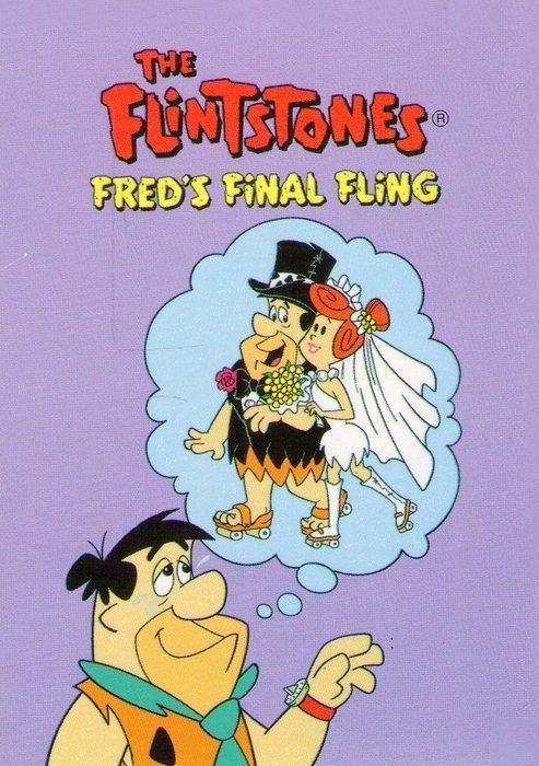 The Flintstones - Fred's Final Fling
