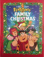 A Very Special Flintstones' Family Christmas - Book Cover