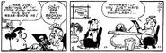 The Flintstones Daily Comic Strip - Dec. 4, 1978