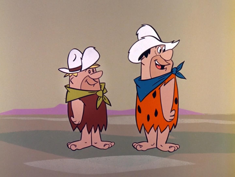 Droop-Along Flintstone