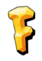 The Flintstones - F Letter Logo.png