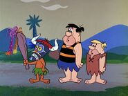 The Flintstones - Fred's Island