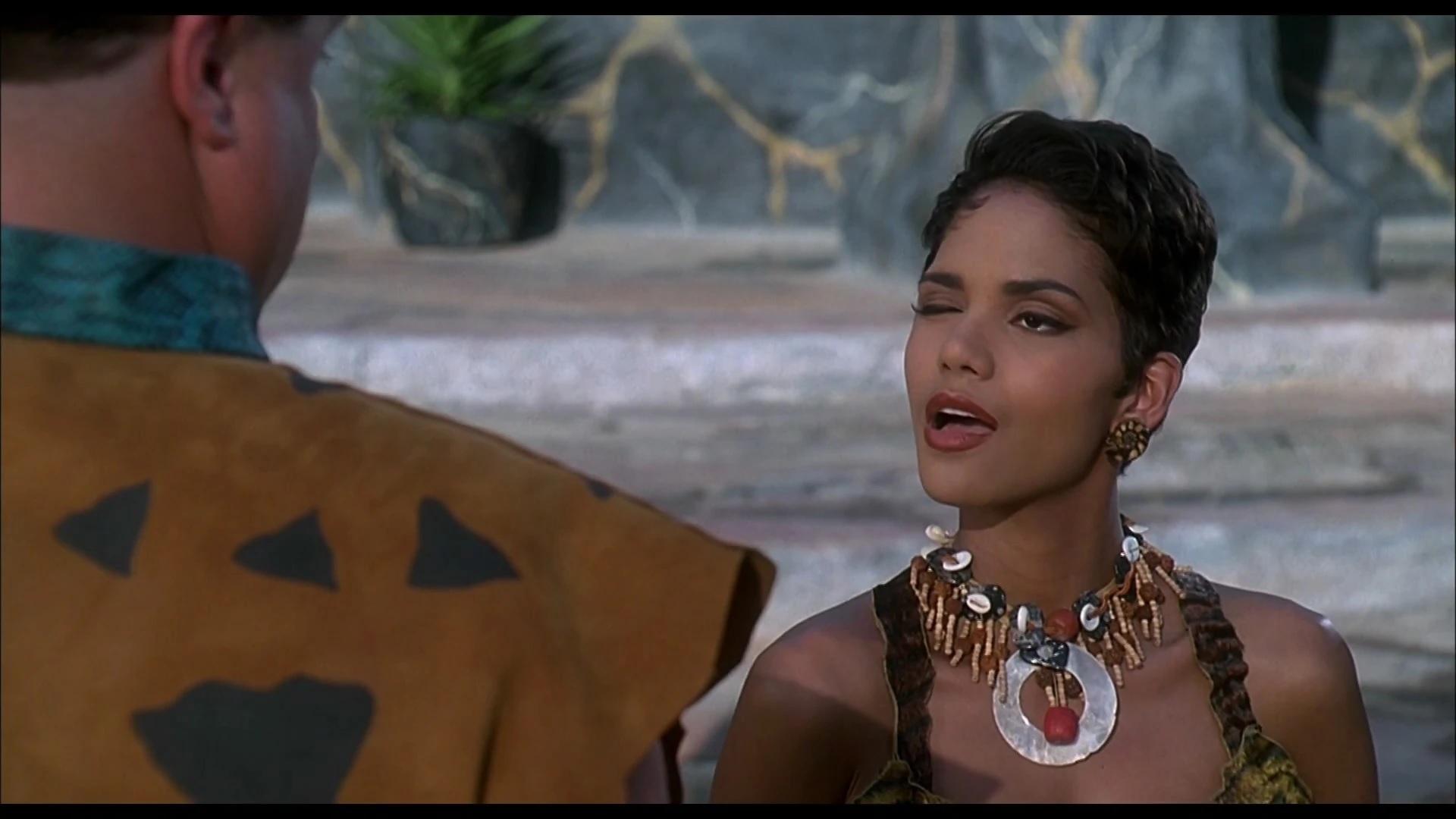 The Flintstones - 1994 Live Action Film - Sharon Stone's Wink.jpg