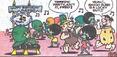 Gazoo's Birthday - Great Gazoo issue 17