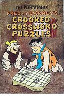 Fred and Barney's Crooked Crossword Puzzles - Book Cover