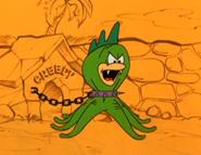 Creepy - The Flintstones New Neighbors