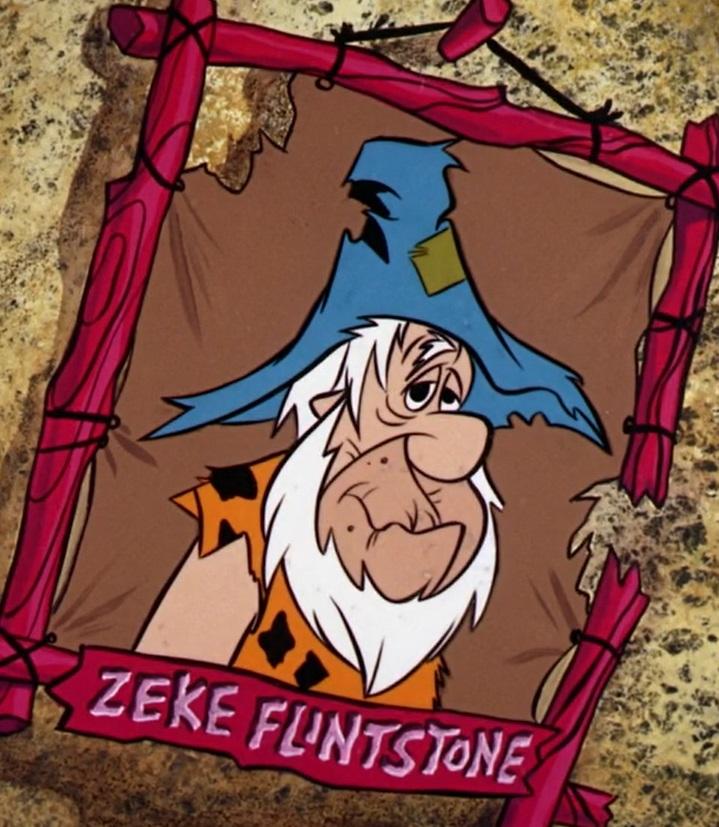 Zeke Flintstone