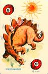 Stegosaurus Ed-U-Card