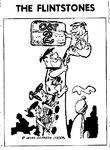 The Flintstones Comic Strip - October 1, 1961 Anouncement