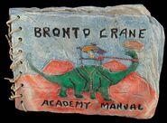 Bronto Crane Academy Manual prop