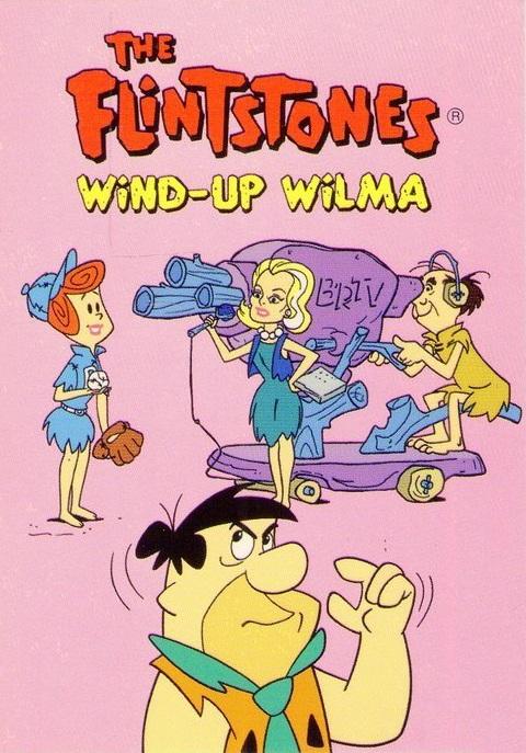 The Flintstones - Wind-Up Wilma