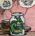 Pickle Gazoo - Great Gazoo issue 12