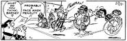 The Flintstones Daily Comic Strip - Dec. 7, 1978