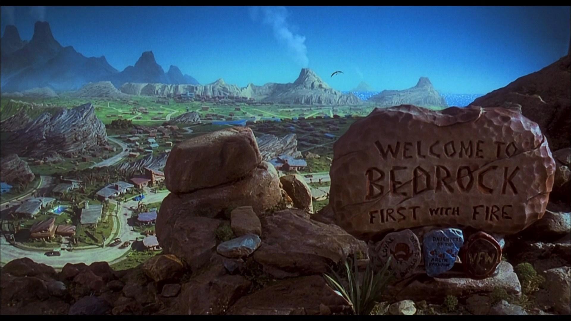 The Flintstones - Bedrock in the 1994 Live-Action Film.jpg