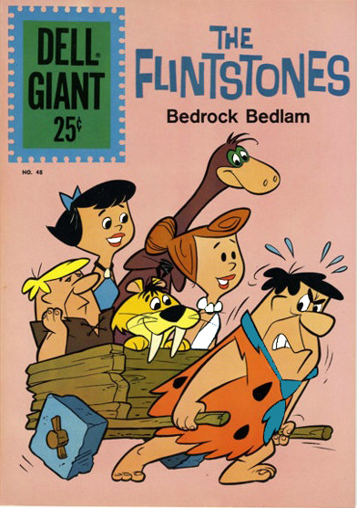 The Flintstones (Dell Comics)