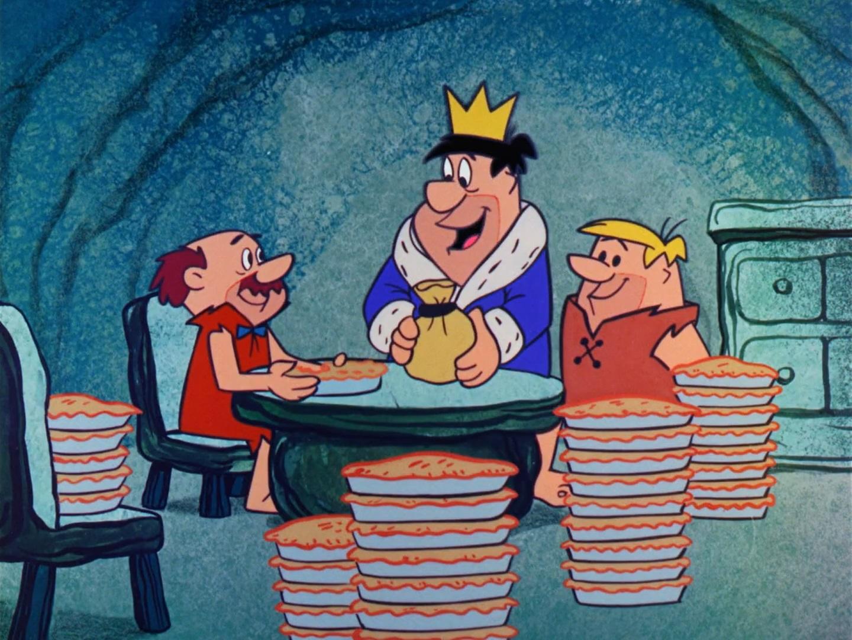 The Gravelberry Pie King