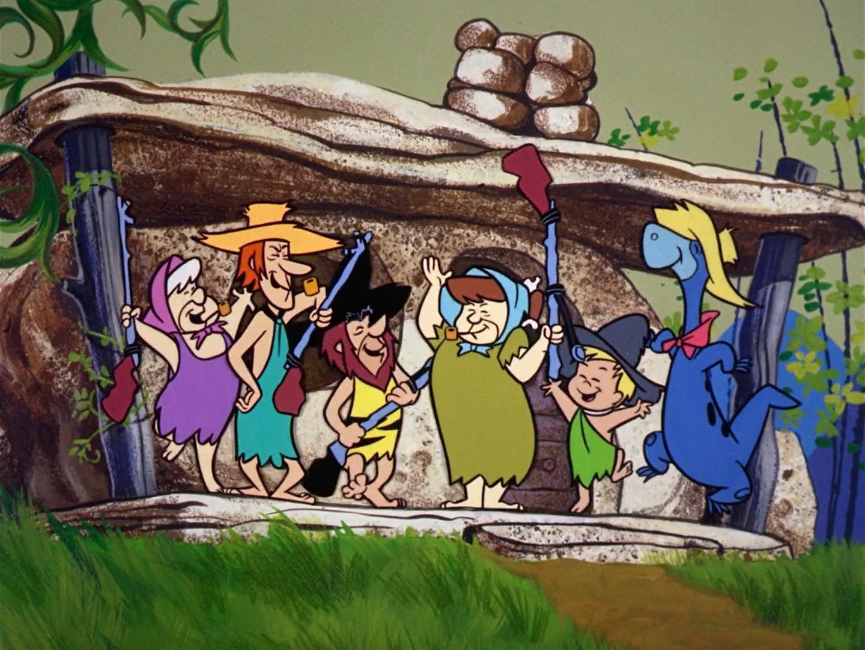 The Bedrock Hillbillies
