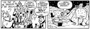 The Flintstones Daily Comic Strip - Dec. 21, 1978