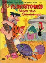 The Flintstones Coloring Book - Meet the Gruesomes