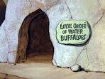 The Flintstones - Water Buffalo Lodge from My Fair Freddy