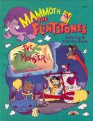 The Flintstones Coloring Book - Mammoth