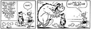 The Flintstones Daily Comic Strip - Dec. 1, 1978