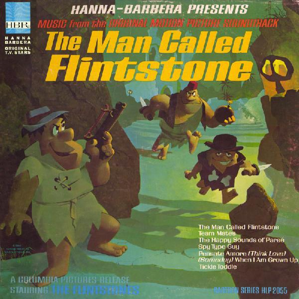 The Man Called Flintstone (soundtrack)