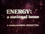 Energy: A National Issue