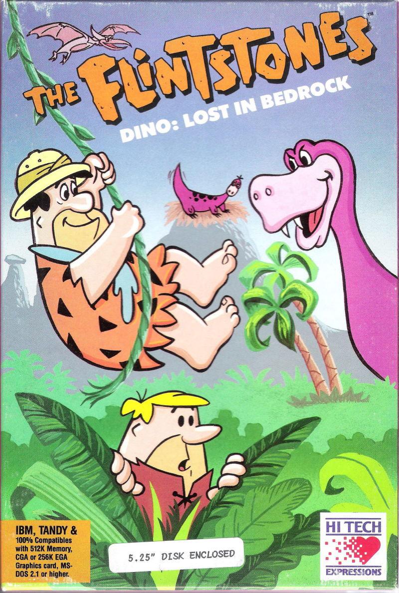 The Flintstones - Dino: Lost in Bedrock