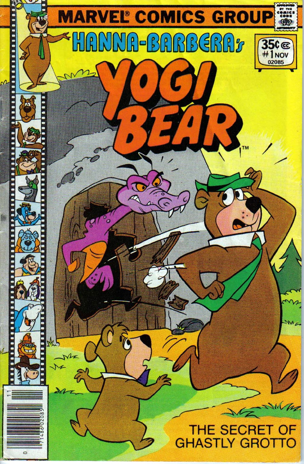Yogi Bear (Marvel Comics)