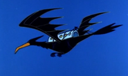 Dr. Sinister's Pterodactyl Plane