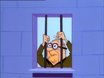 The Flintstones Reference - Mr. Slate from I Am Weasel