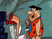 The Flintstones - The Hypnotist with Fred and Wilma