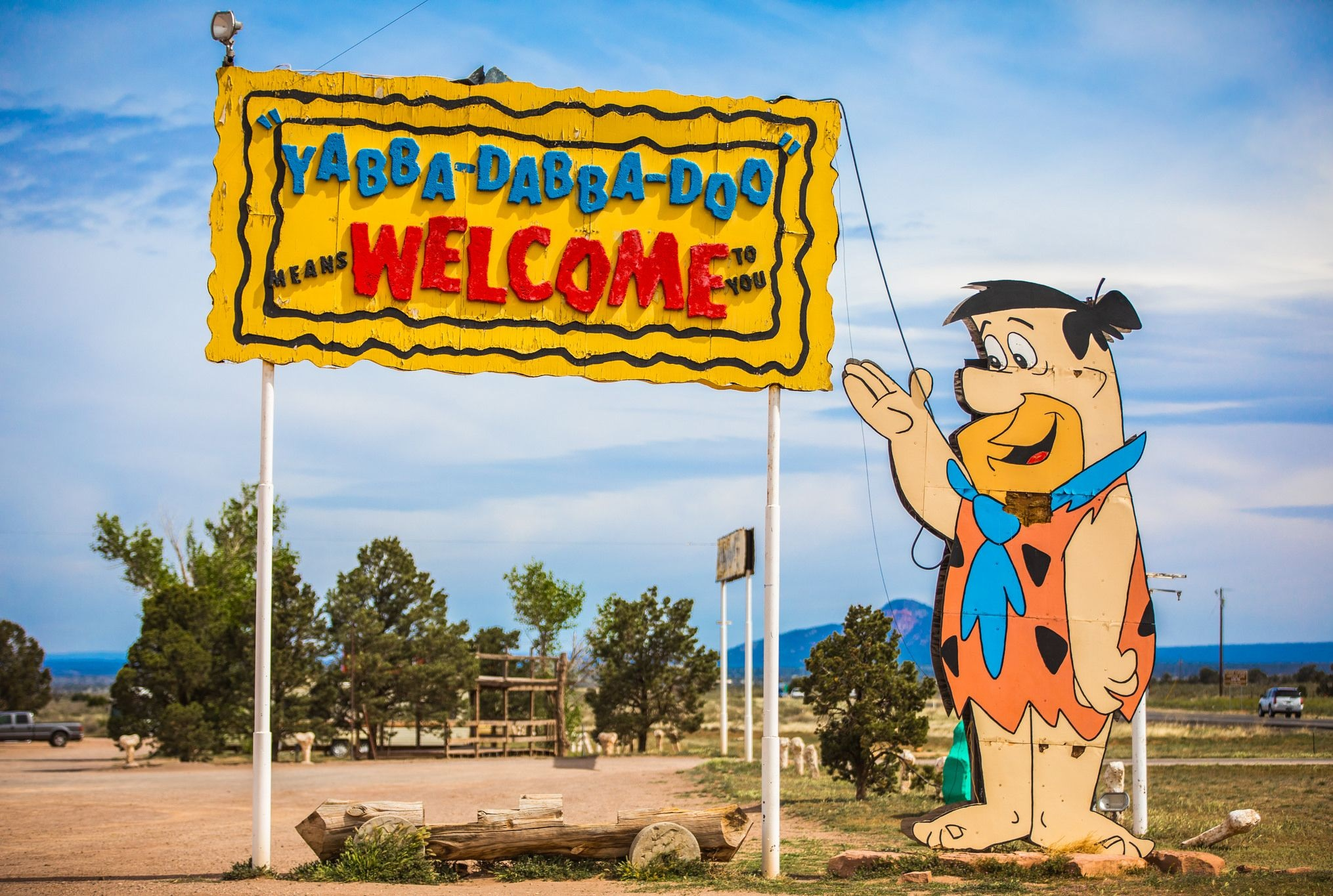 Bedrock City (Arizona)