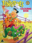 The Flintstones Coloring Book - Lots of Fun Books