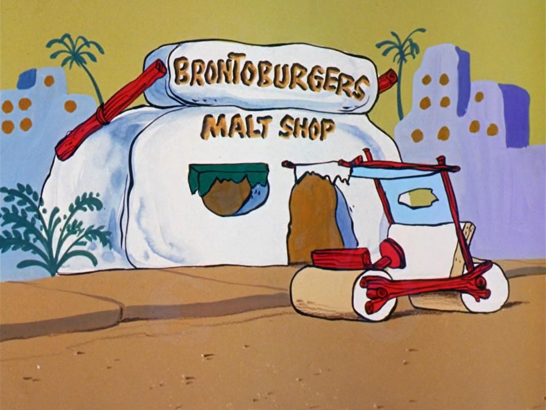 Brontoburgers Restaurant