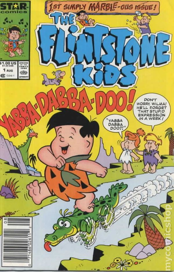 The Flintstone Kids (Marvel Comics)