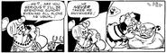 The Flintstones Daily Comic Strip - Dec. 23, 1978