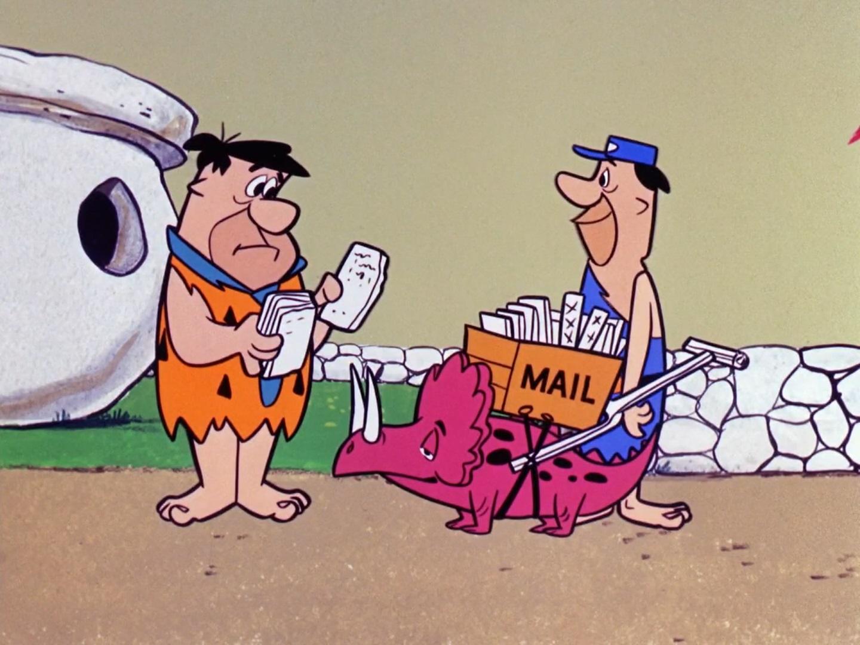 The Mailman Cometh