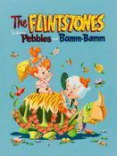 The Flintstones Coloring Book - Pebbles and Bamm-Bamm