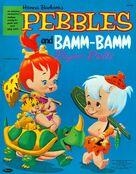 Pebbles and Bamm-Bamm Paper Dolls