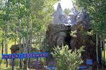 Bedrock City South Dakota - Mount Rockmore